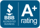 Malwarebytes gets an A+ rating on BBB