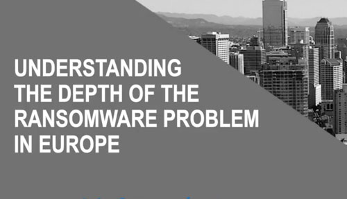 Understanding the Depth of the Ransomware Problem in EMEA